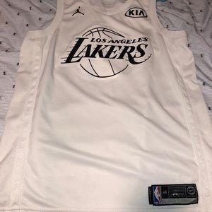 Kobe Bryant Lakers all star jersey
